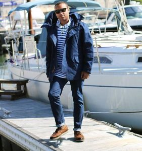 4 Smart Casual Style