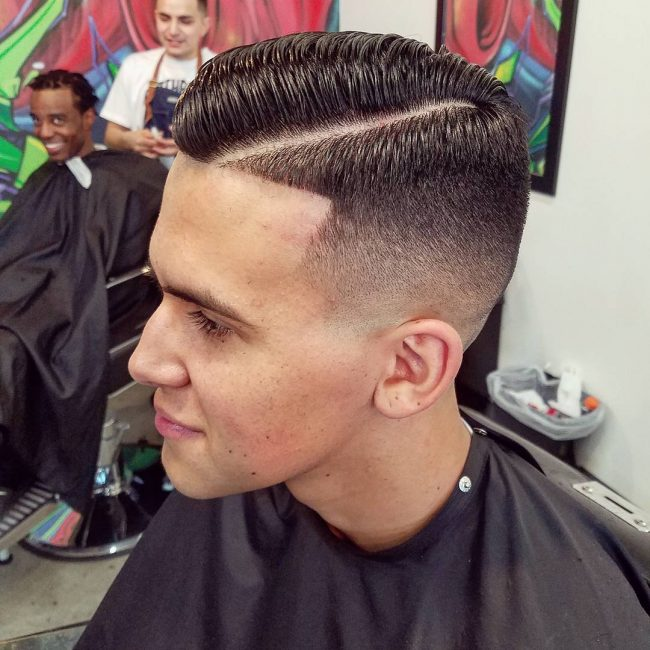 42 Prim and Proper Haircut