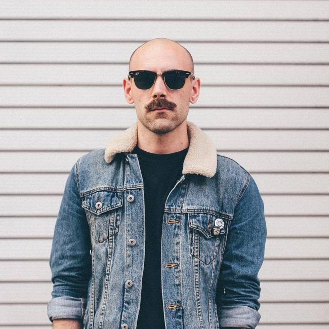 43 Neat Bald Shave
