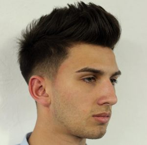 43 Spiky Rock Star Haircut