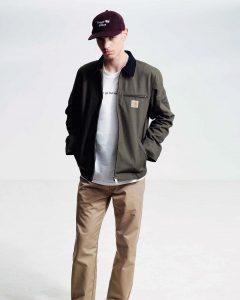 43 Weatherproof Breathable Carhartt Jacket
