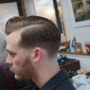 45 Straight Clean Cut