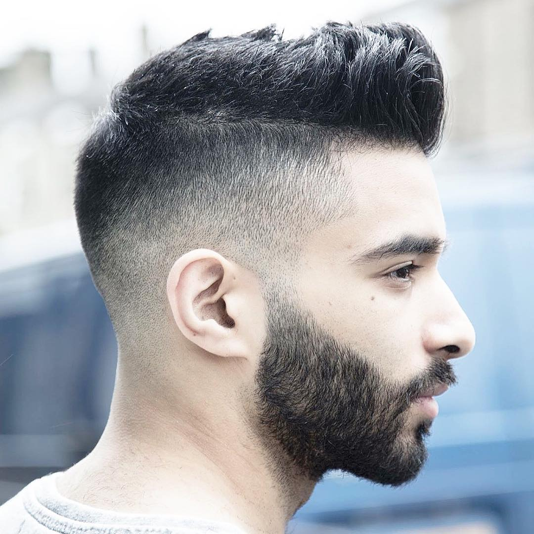 50 Sumptuous Tape Up Haircuts - The Fade for Classy Gentlemen