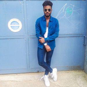 5 Blue Denim Shirt & Slim-Fit Blue Jeans