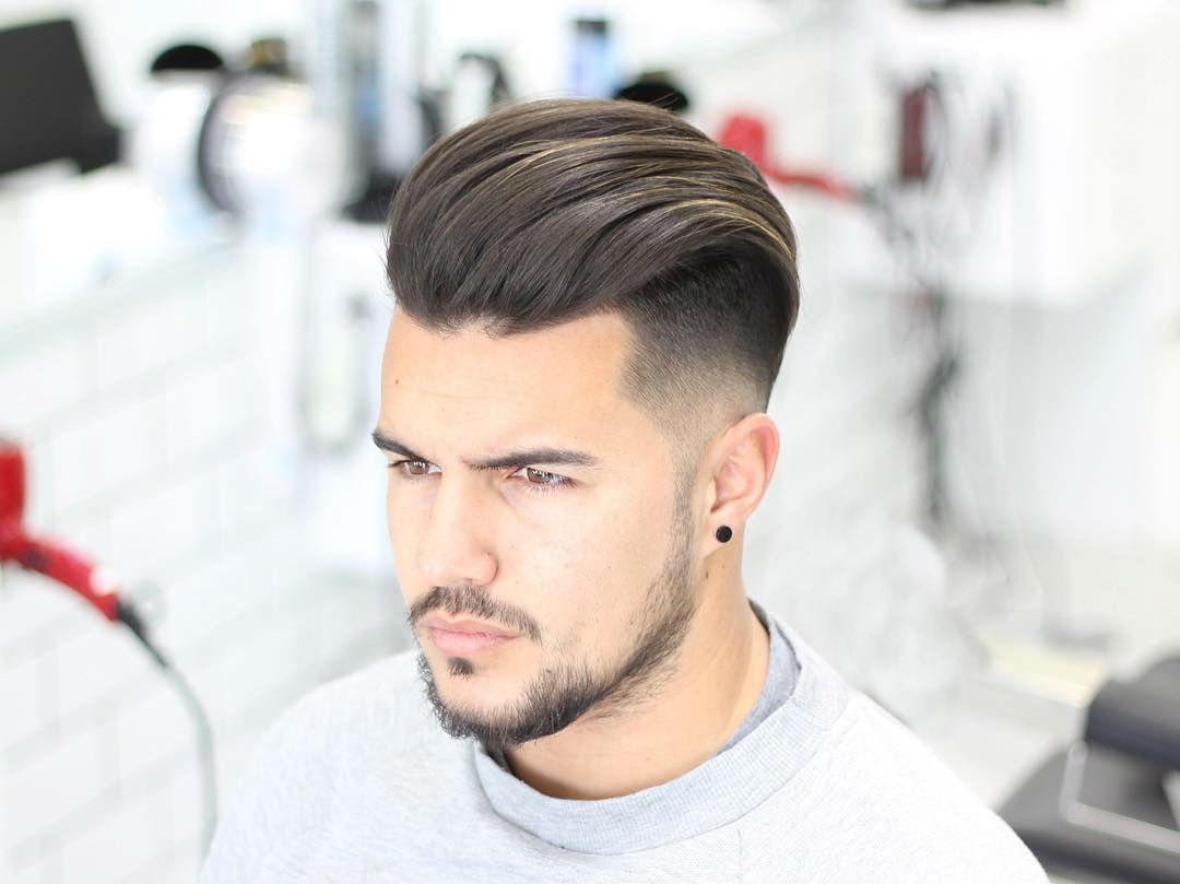 25 slicked back undercut ideas - superb and stylish hairstyles