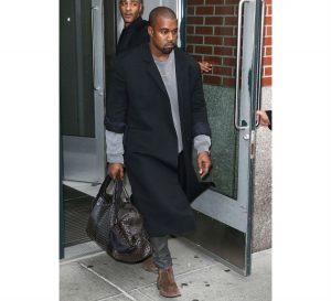 5 Cuffed Overcoat