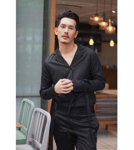 5 Custom Black Shirt