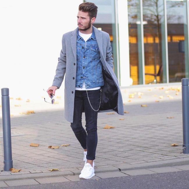 5 Folded Skinny Jeans