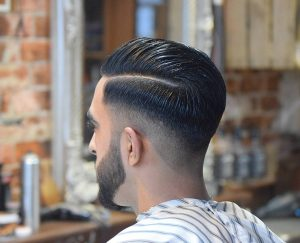 5 Full Beard & Sleek Hair