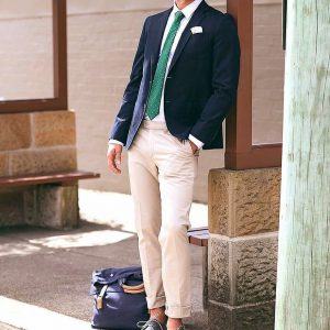 5-grey-blazer-and-brown-trousers