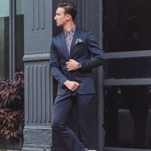 5 Navy Formal Outfit