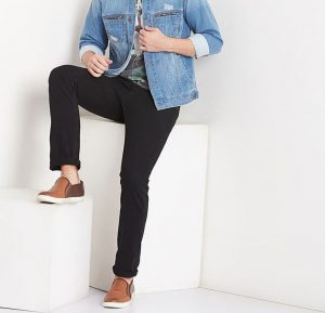 5 Tan Shoes with Denims
