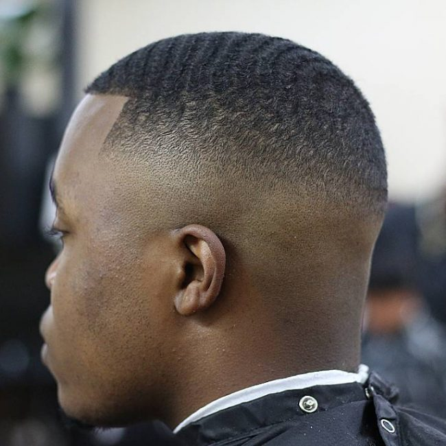 57 Waves with a Blended Fade