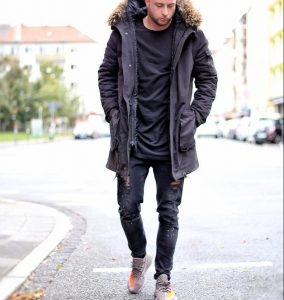 6 All Black Style