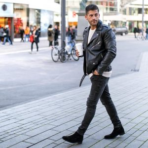 6-black-suede-boot-fitting-bike-leather-jacket