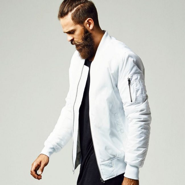 55 Men's Bomber Jacket Ideas – Flaunt Your Casual Style