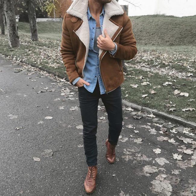6 Plain Skinny Jeans