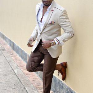 6 Stylish Men's Look