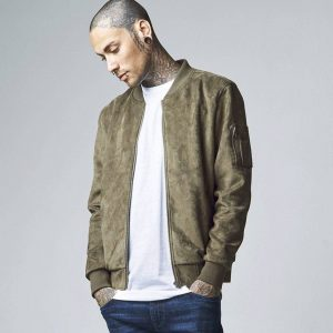 7-army-green-suede-jacket