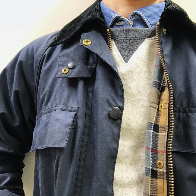 7 Denim Shirt-Sweater Combinations