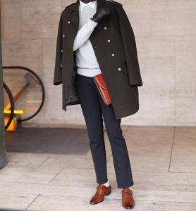 7 Stylish Black Jacket for a Nice Casual Look