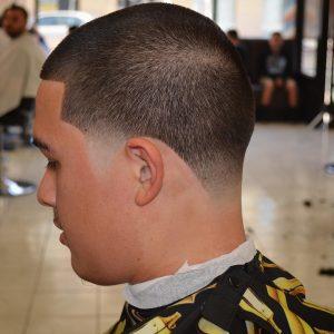 8 Bald Taper for Short Hair