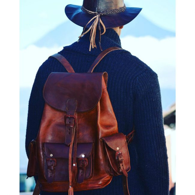 8 Classic XL Cowboy Backpack