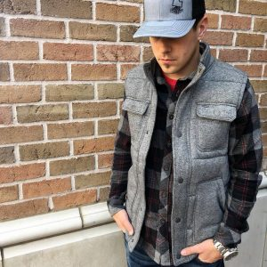 8 Flannel And Vest