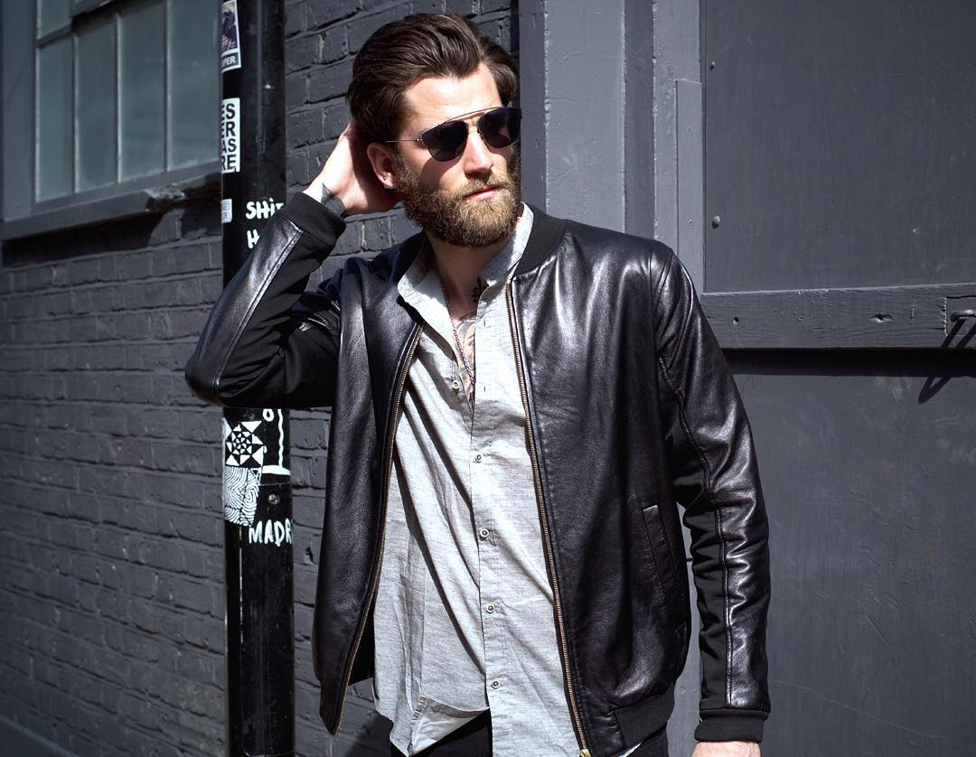 25 Cool Leather Bomber Jacket Ideas The Cool Guy Necessity