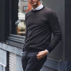 8-grey-sweater-and-black-trousers