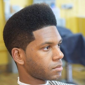 8 High-Front Afro