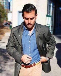 8 Stylish Men's Wear
