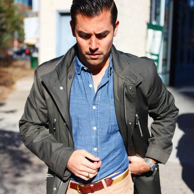 8 Stylish Men's Wear