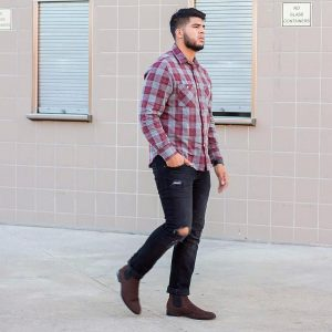 8-tan-brown-boot-with-checked-shirt