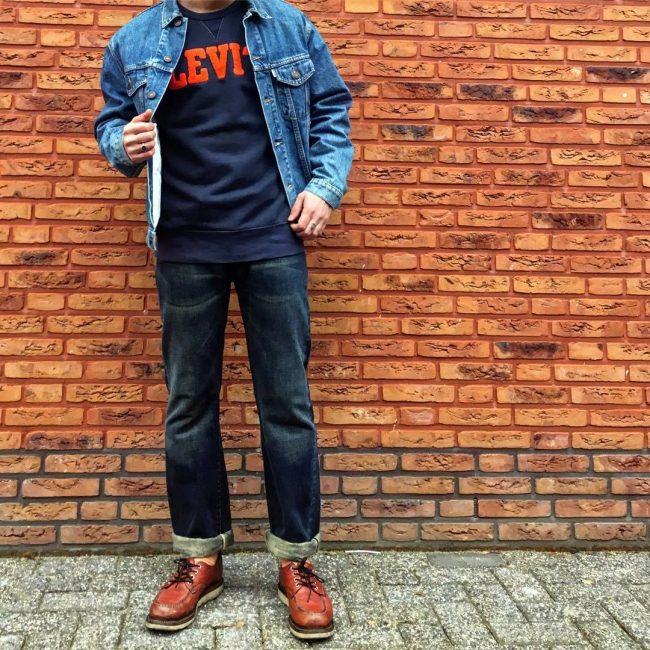 8 Vintage Jeans Look