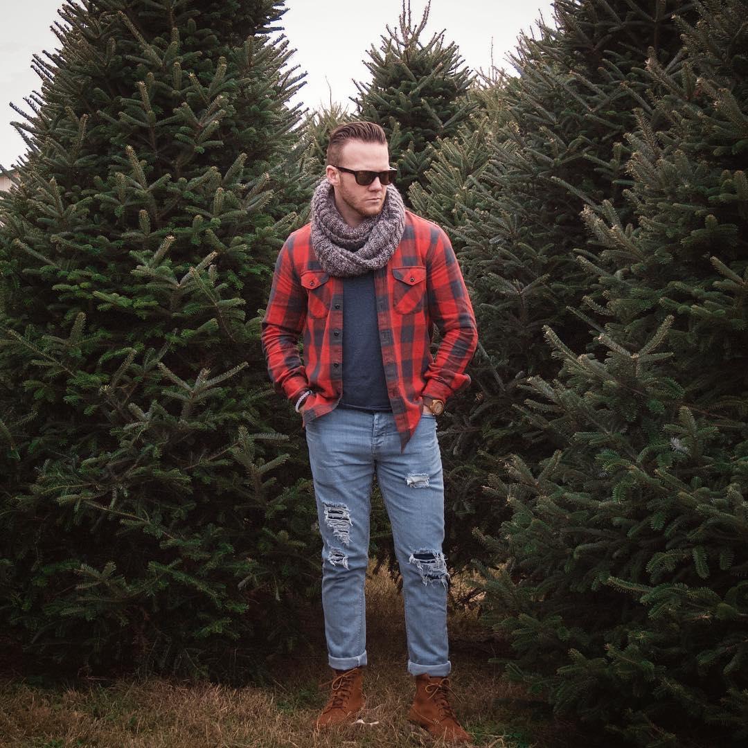 30 Awesome Lumberjack Shirt Ideas Pull An Impressive Look