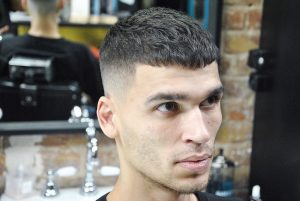 9 Cropped Bands with Sharp Fade