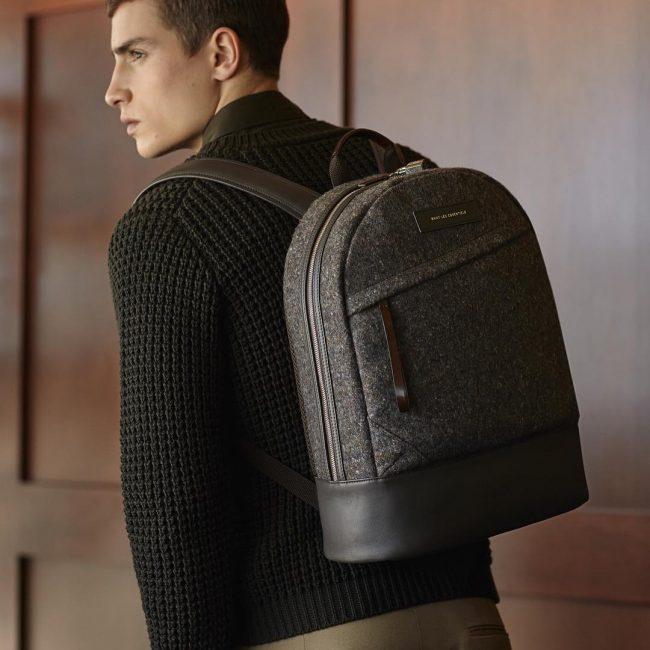 9 Luggage-Style Backpack
