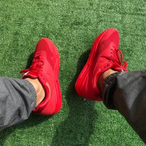 All Red Shoes 16