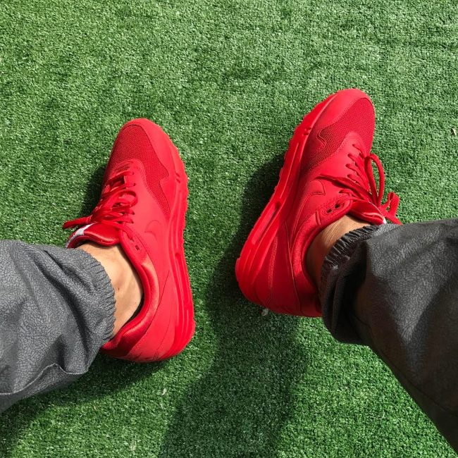 40 Wonderful All Red Shoes Styles – For