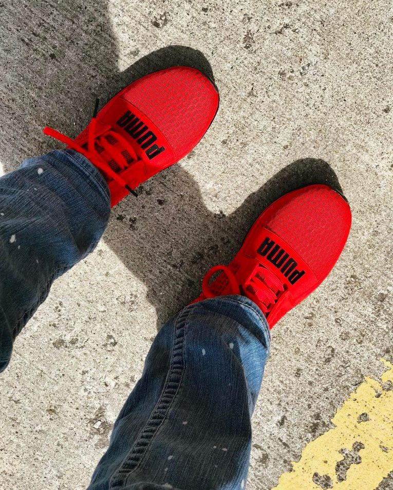 All Red Shoes 7