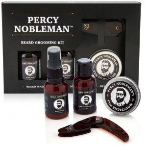 Beard Grooming Kit by Percy Nobleman