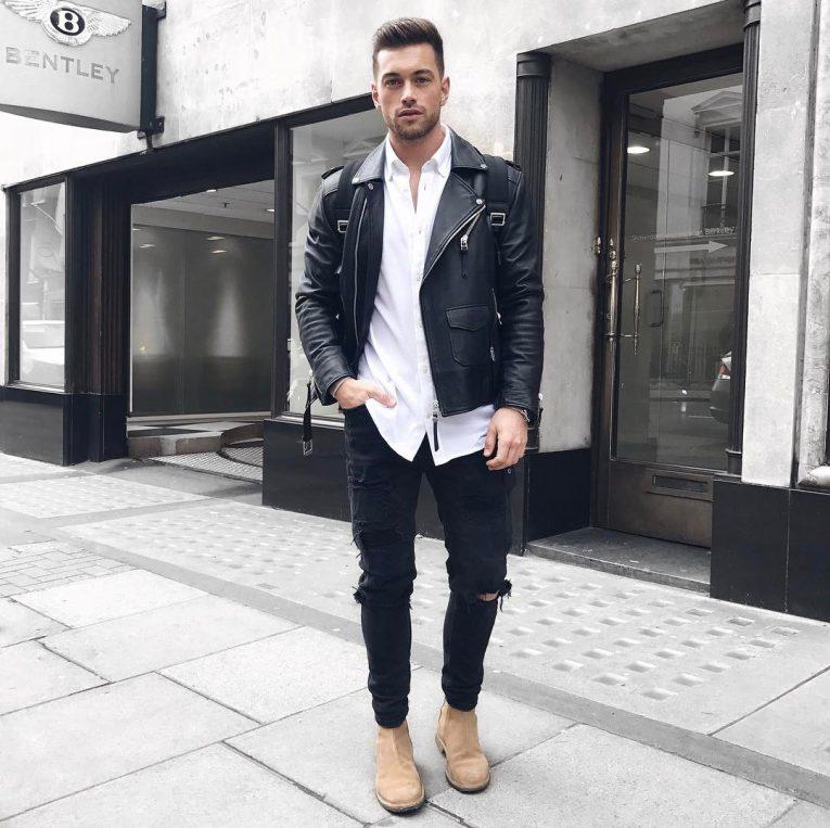 Black Skinny Jeans 8