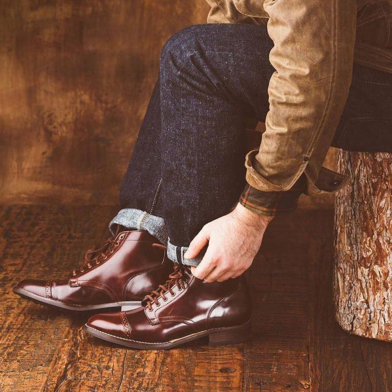 Cordovan Shoes 31