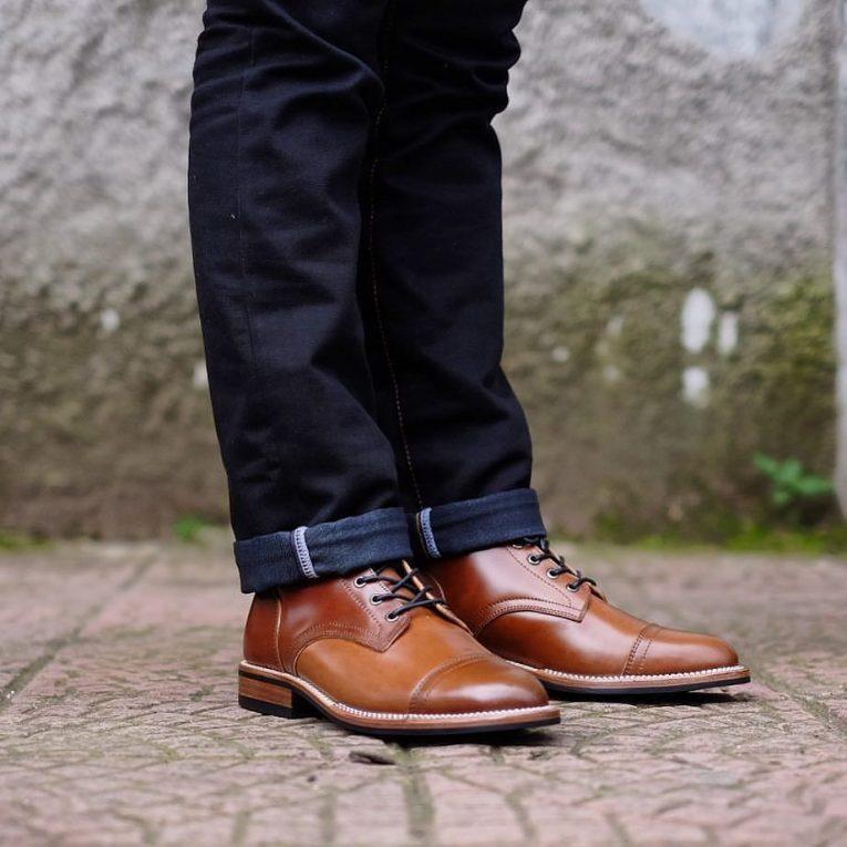 Cordovan Shoes 32