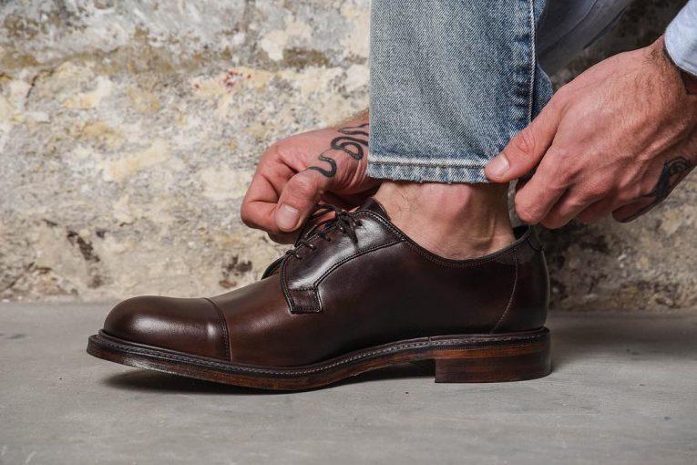 Cordovan Shoes 35
