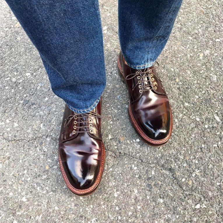 Cordovan Shoes 37