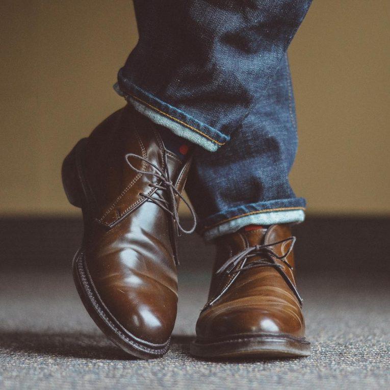 Cordovan Shoes 38