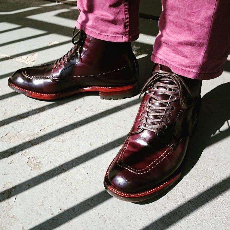Cordovan Shoes 44