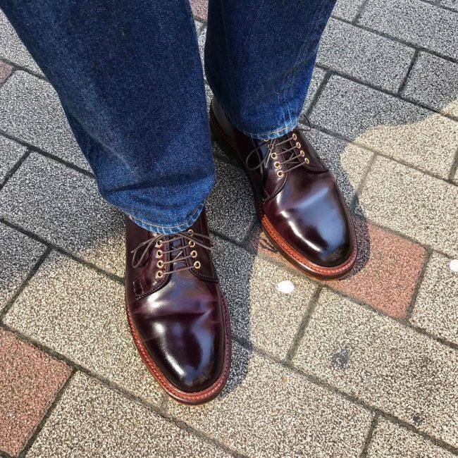 Cordovan Shoes 46